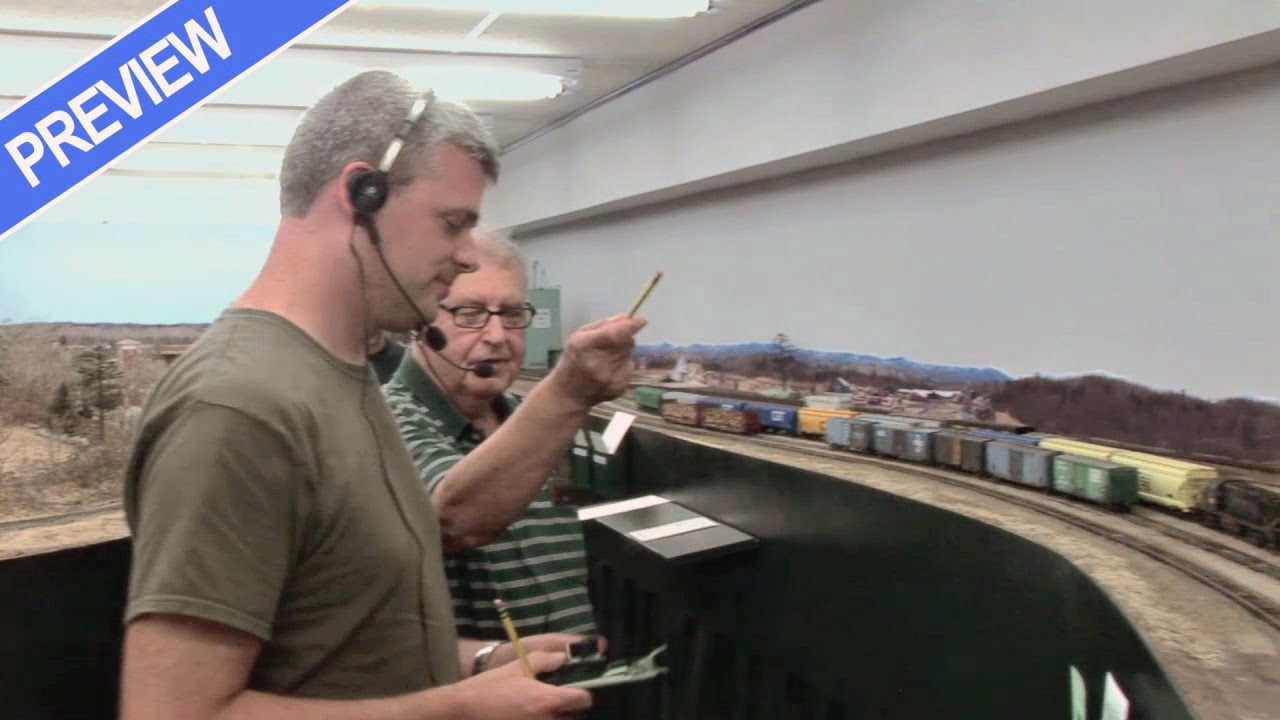 Allagash New Sharon Yard Ops - video preview | Model Railroad Hobbyist |  MRH Store