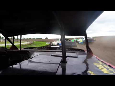 Madison Speedway 2016 Jeremy Grinager Heat Race 06 04 16