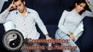 Communication - Proactive vs reactive - part 1 Thumbnail