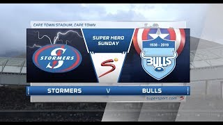 Super Hero Sunday | Stormers vs Bulls | Highlights