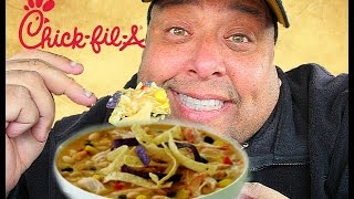 Chick-fil-A® Tortilla Soup Review!