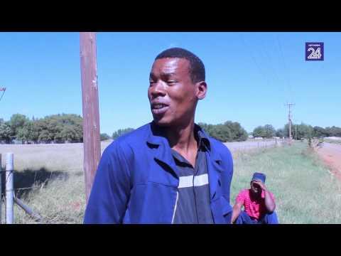 Bloemfontein-tiener vermoor