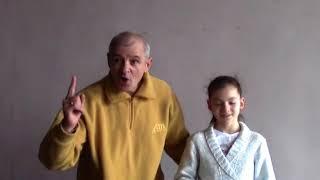ВеДеДо. Урок вокала проводит С.Н. Богаченко с Катей Новицкой