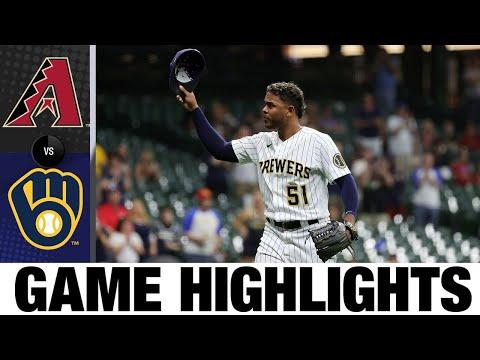 D-backs vs. Brewers Game Highlights (6/4/21) MLB Highlights