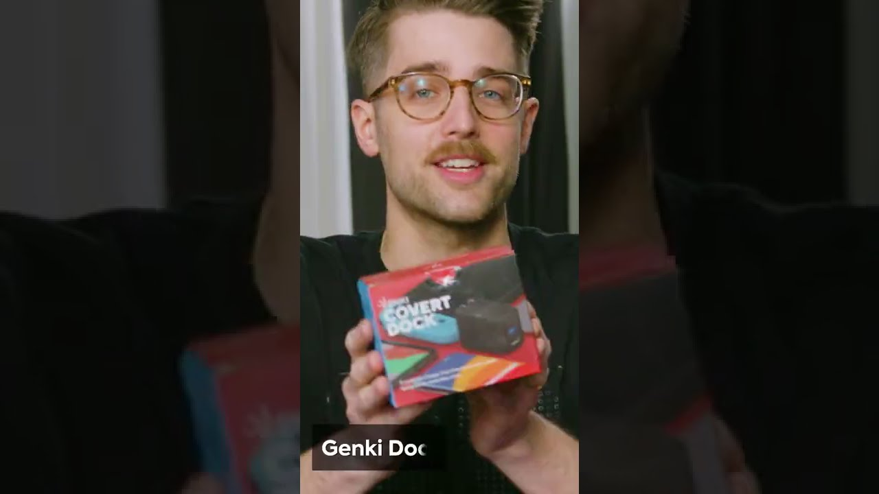 This is a Nintendo Switch Dock! #Shorts