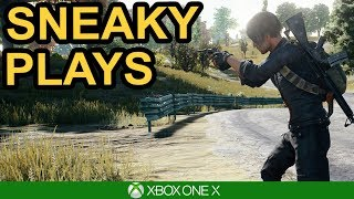 SNEAKY PLAYS / PUBG Xbox One X