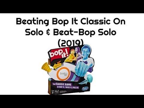 "Beating Bop It ""Classic"" 100% - YouTube"