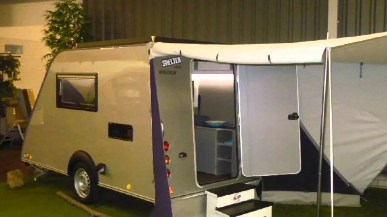 Caravan te koop kip shelter basic youtube - Te koop ...