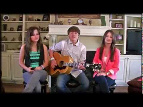 Three Children Sing a Stunning Rendition of Because he Lives
