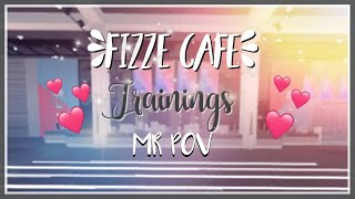 MR POV || Promoting at Fizze Trainings || ROBLOX