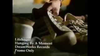 lifehouse hanging by a moment official music video