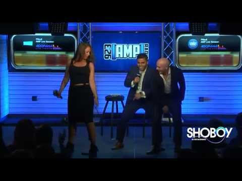Pitbull Teaches & Dances Merengue in the #ShoboyDanceChallenge