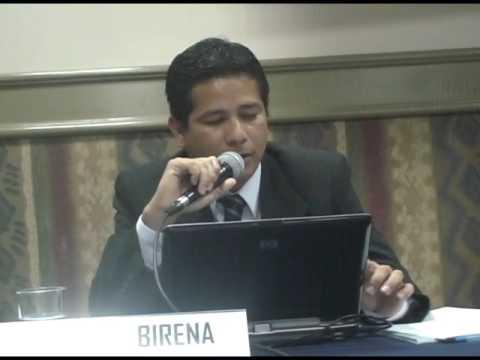 Mesa de debate 3 - Desarrollo Territorial y Actividades Extractivas 2/7