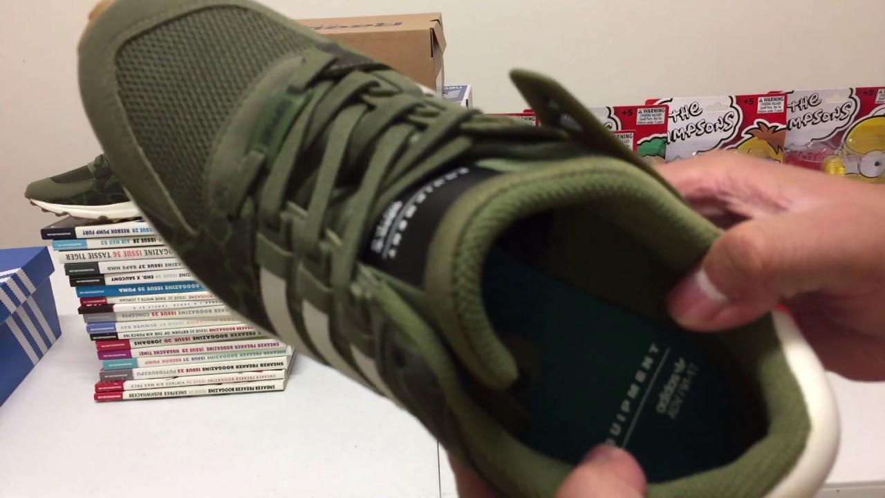 adidas eqt raffinato!il piede ferito e revisione.su youtube