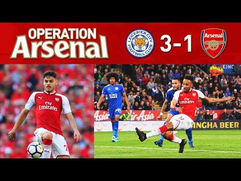 LEICESTER 3-1 ARSENAL - OUR DEFENCE IS A TOTAL SHAMBLES!