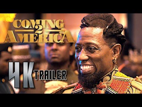 COMING 2 AMERICA (2021) – 4K Official Full Trailer (4K UHD)