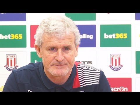 Mark Hughes Swansea City Press Conference | FULL