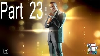 Grand Theft Auto Ballad Of Gay Tony Part 23 Losing Everything (Commentary)