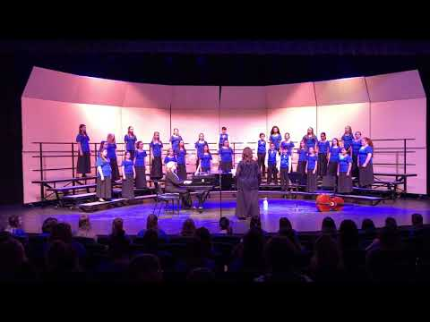 Springbrook Middle School Prefestival Concert 2020 6th Grade Choir Going Down the Shore