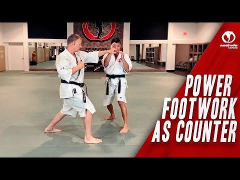 Machida Techniques -