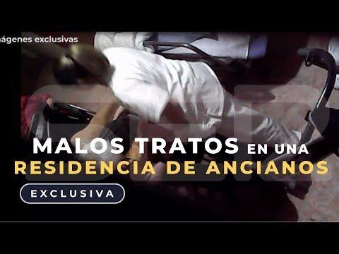 """Maltrato a dos ancianas de una residencia de Madrid: """"Te arranco la cabeza"""""""