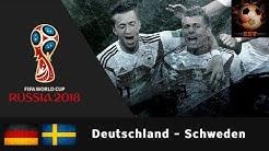 Epic Video: Deutschland - Schweden | WM 2018