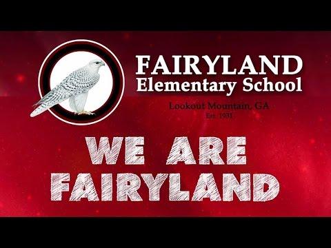 Fairyland Elementary School: We Are Fairyland!