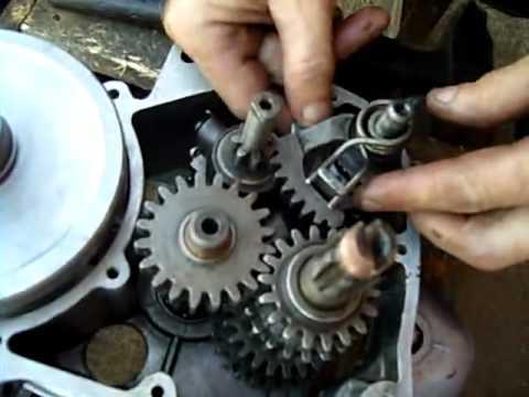 Ремонт двигателя муравей своими руками видео