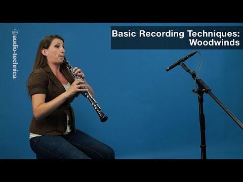 Basic Recording Techniques: Woodwinds