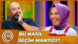 Eda'nın Mantığı Somer Şef'i Şaşırttı | MasterChef Türkiye 25.Bölüm