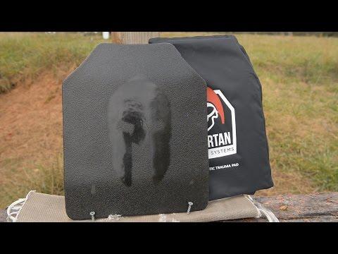 Spartan Armor Systems ATC AR500 Plate