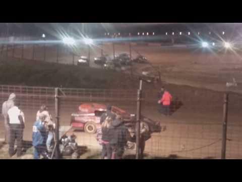 Hornet Heat 3 Fayette County Speedway 4/17/18