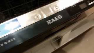 F55310VI0 - Video AEG inbouw vaatwasser  | De Schouw Witgoed