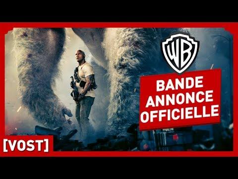 Rampage : Hors de Contrôle - streaming Officielle (VOST) - Dwayne Johnson / Naomie Harris