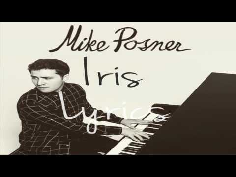Iris by Mike Posner Lyrics