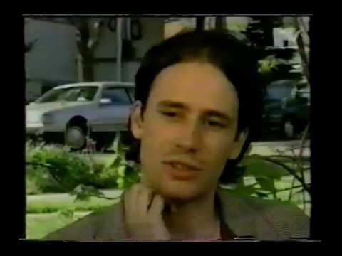 Jeff Buckley - MTV Interview (1995)