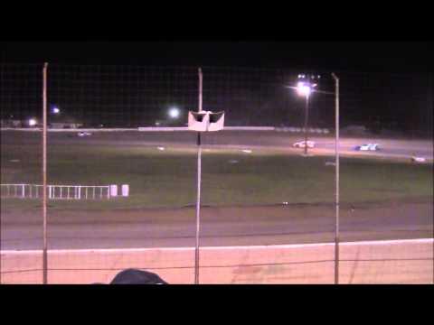 IMCA Sport Mods @ lubbock Speedway 4-24-15