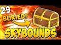 BURIED TREASURE CHALLENGE VS GENERZON! | SKYBOUNDS #29 (Minecraft Skyblock)