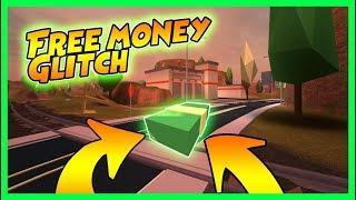 HOW TO GET UNLIMITED MONEY IN JAILBREAK! (ROBLOX)
