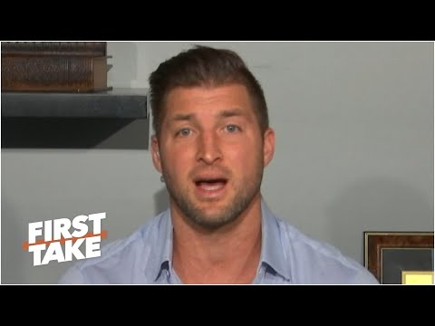 Tim Tebow: Clemson is still the biggest threat to Alabama | First Take