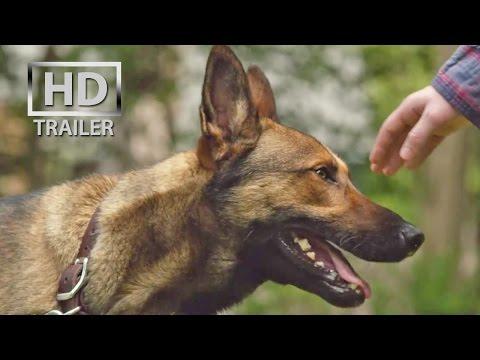 Max   official trailer UK (2015) Boaz Yakin Robbie Amell Lauren Graham Jay Hernandez