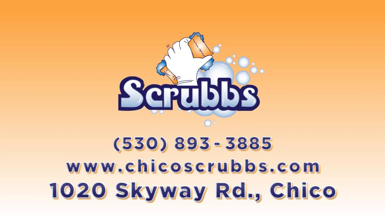 Car Wash Chico >> Chico Scrubbs Car Wash 15 Second Ad