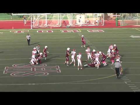 Derek Hunter 2012 Highlights Game 5