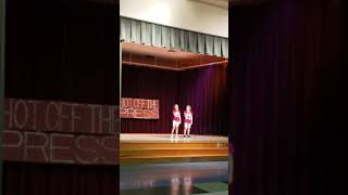 Twins School Comedic Performance!