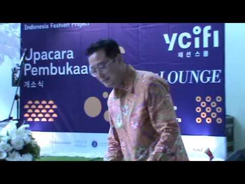 Sambutan Vice President Samsung Electronics Indonesia( Mr Lee Kang Hyun) M2U05936