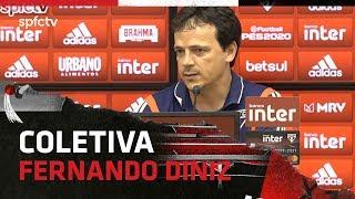 COLETIVA PÓS-JOGO: SÃO PAULO FC X SCCP   SPFCTV
