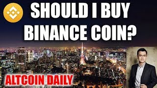IS BINANCE COIN A GOOD CRYPTO INVESTMENT? LET'S TALK ABOUT IT!!!