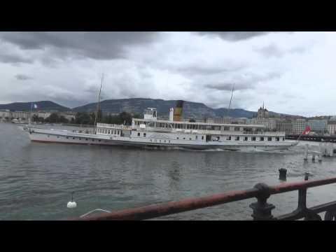 Lake in geneva