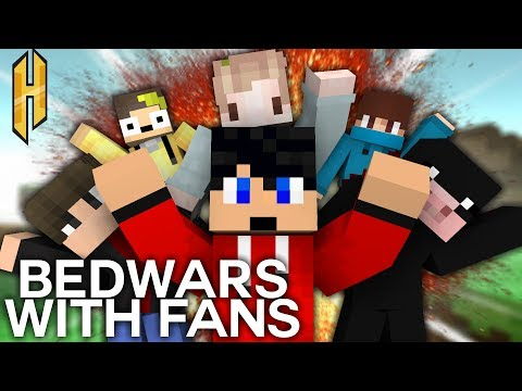 How to WIN Bedwars!! [Montage w/Fans]