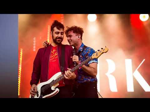 How The Arkells Ended Up Performing At Canada House During The Olympics